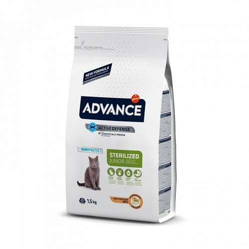 ADVANCE CAT YOUNG STERILIZED